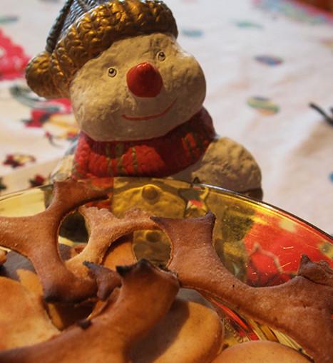Шведски джинджифилови бисквити пепаркакор (Pepparkakor)