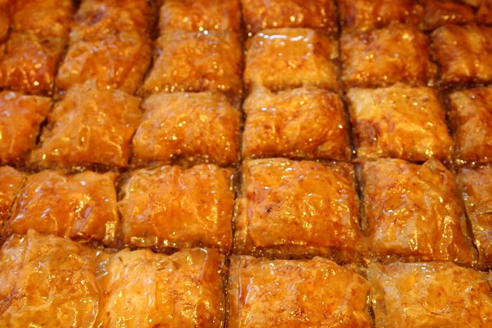 Баклава по стара българска рецепта