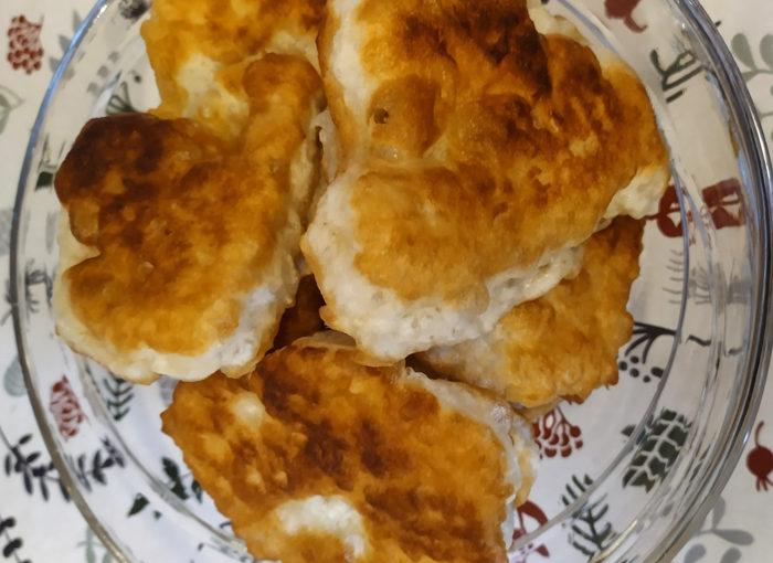 Лесни мекици (рецепта на Криси)